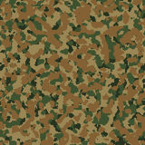 MARPAT digital seamless camo Stock Image