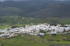 Marpissa, Paros, Greece Stock Image