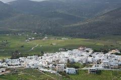Marpissa, Paros, Greece Royalty Free Stock Photography