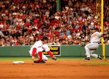 Marque Bellhorn Boston Red Sox foto de archivo