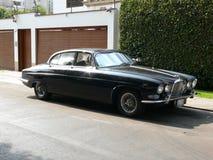 Marque X de Jaguar images stock