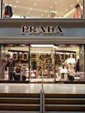 Marque de luxe - Prada Image stock