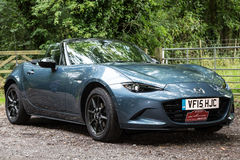 Marque 4 de Mazda Mx5/Mialta Photo stock