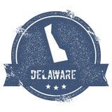 Marque du Delaware Image stock