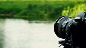 Marque III de Canon 5D banque de vidéos