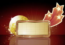Marque znak Zdjęcie Royalty Free