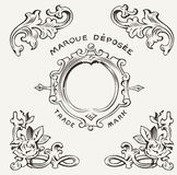 Marquee Depose Vintage Quality Sign Royalty Free Stock Photos