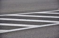 Marques de circulation routière photographie stock