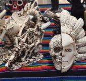 Marques de cozumel Mexique photographie stock
