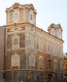 Marques de dos Aguas Palace with alabaster facade Valencia Royalty Free Stock Image