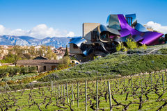 Marques de riscal Stock Images