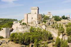Marques de Villena Castle Royalty Free Stock Image