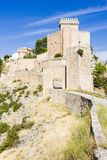 Marques de Villena Castle Royalty Free Stock Photos