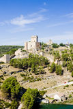 Marques de Villena Castle Stock Photography