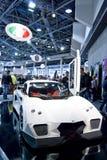 Marques superiores Monaco 2010 - Tirrito foto de stock