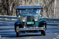 1929年Marquette 35游览车 库存图片