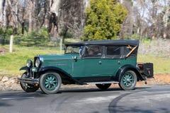 1929年Marquette 35游览车 免版税库存照片