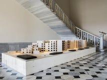 Marquette architectural Photos libres de droits