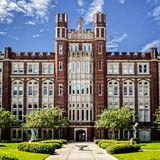 Marquette Hall Loyola Univ Campus New Orleans LA Stock Photography