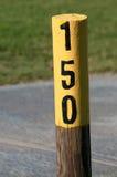 marqueur de 150 fairways Images stock