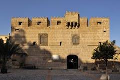 Marquez de los Velez, castello, Cuevas de Almanzora, Immagini Stock Libere da Diritti