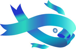 Marquez les poissons Photographie stock libre de droits