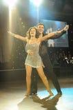 Marquez Ramprakash et Karen robustes photos stock