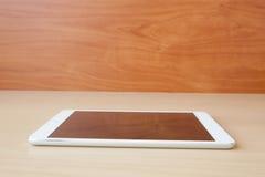 Marquez- sur tablettele concept de technologie Photos stock