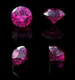 Marquis. Collections of jewelry gems Stock Photos
