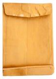 Marrón de empaquetado de papel Imagen de archivo libre de regalías