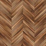 Marrón de madera inconsútil del galón de la textura del entarimado Fotografía de archivo libre de regalías