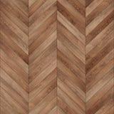 Marrón de madera inconsútil del galón de la textura del entarimado Imagen de archivo libre de regalías