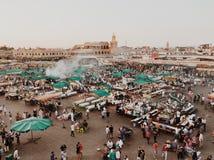 Marrakech Zdjęcia Royalty Free
