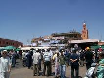 Marrakech royalty-vrije stock afbeeldingen