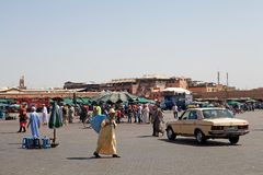 Marrakech Stock Foto