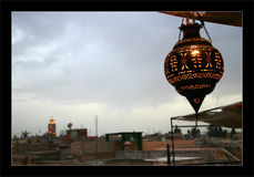 Marrakech Image libre de droits