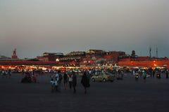 Marrakech Arkivfoto