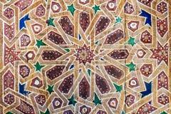 Marrakech Bahia Palace Images libres de droits