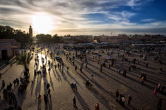 Marrakech Stock Images