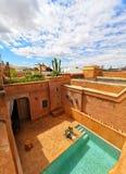 Marrakech fotografering för bildbyråer