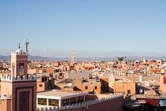 Marrakech - le Maroc images libres de droits