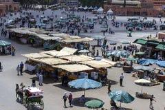Marrakech - le Maroc Photo libre de droits