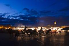 Marrakech, Maroc Image stock