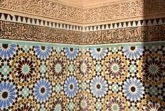 Marrakech, Marokko Stock Afbeelding