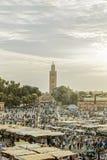 Marrakech, Marokko Royalty-vrije Stock Foto's