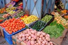 Marrakech Maroko rynek Zdjęcie Royalty Free