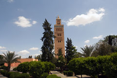 marrakech medina Fotografering för Bildbyråer