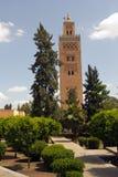 marrakech medina Royaltyfria Bilder