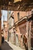 Marrakech Medina, Maroko zdjęcia royalty free