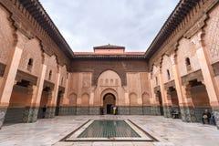marrakech morocco royaltyfria foton